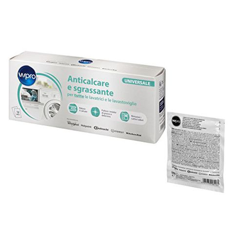 Whirlpool anticalcare sgrassante in buste