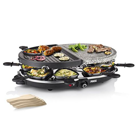Princess Grill raclette party ovale